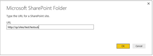 Solved: SharePoint On Premise Connection to Excel File