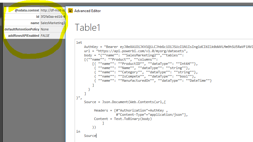 M Query to use POST method on a Web API - Microsoft Power BI Community