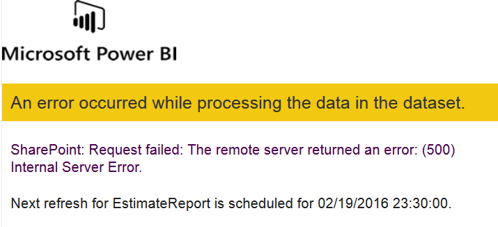 Connecting to a SharePoint List Office 365 error