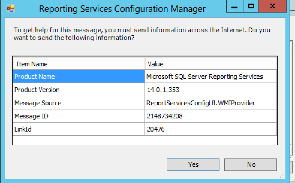 sql server 2016 \reporting services configuration     - Microsoft