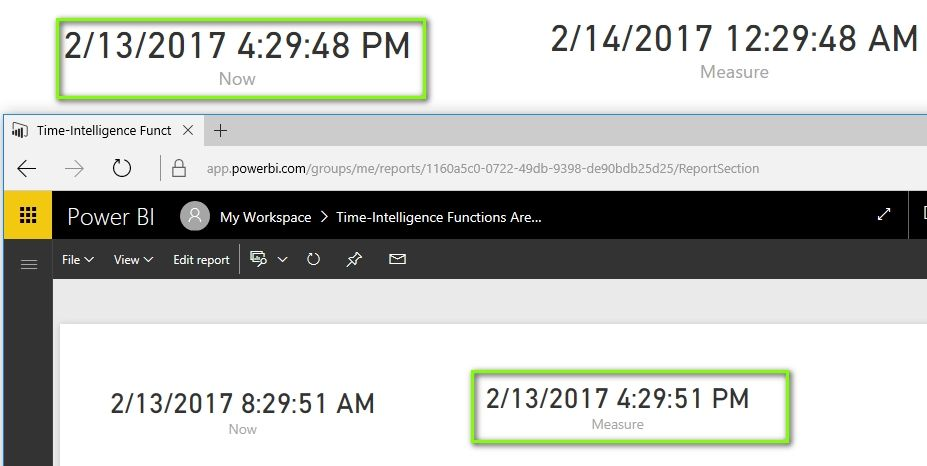 Time-Intelligence Functions Are not Working, they default to 8HRS. Ahead of actual time_1.jpg