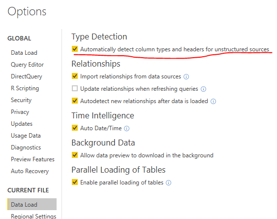 Solved: Date format error - Microsoft Power BI Community