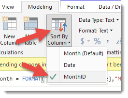 Solved: Converting from Text to Date - Microsoft Power BI