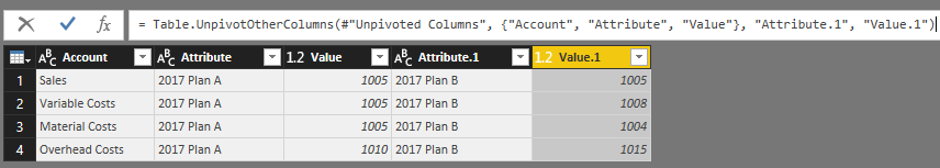 Solved: CALCULATETABLE with multiple filter - Microsoft