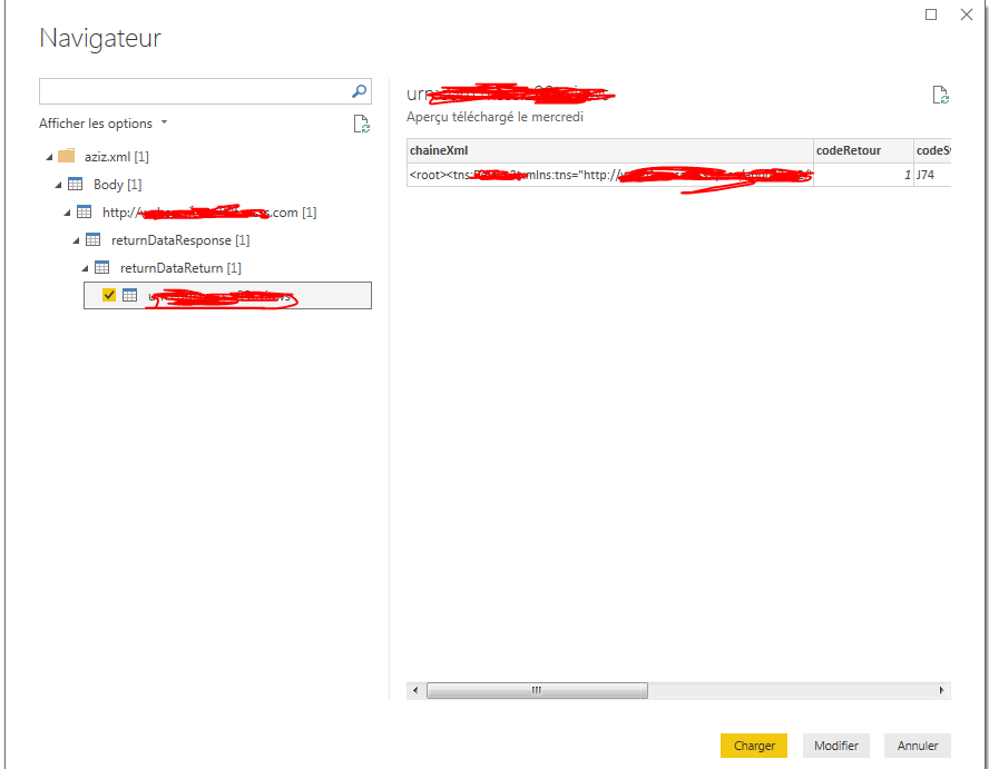 How to get data from a SOAP WS with Power BI - Microsoft