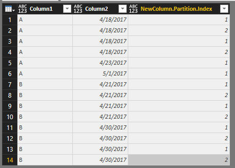 Solved: Custom column Index or Ranking by other column - Page 2