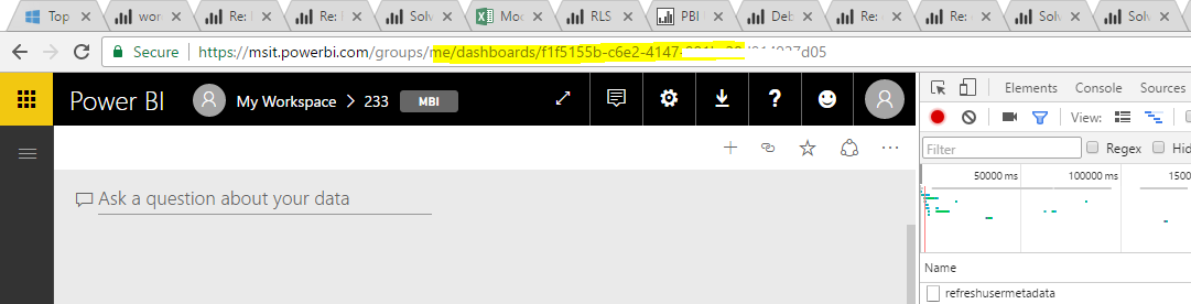 Integrate Power Bi DASHBOARD with AngularJS not RE    - Microsoft