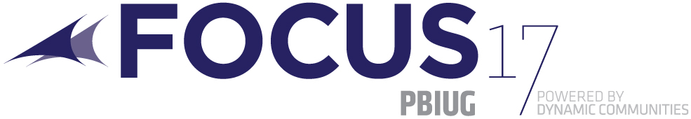 PBIUG Focus 2017 Conference