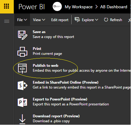 Solved: Sharing with users who don't have Pro - Microsoft Power BI
