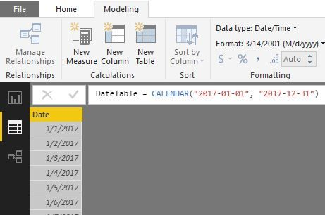 Solved: Dax Formula Number of days in a month - Microsoft