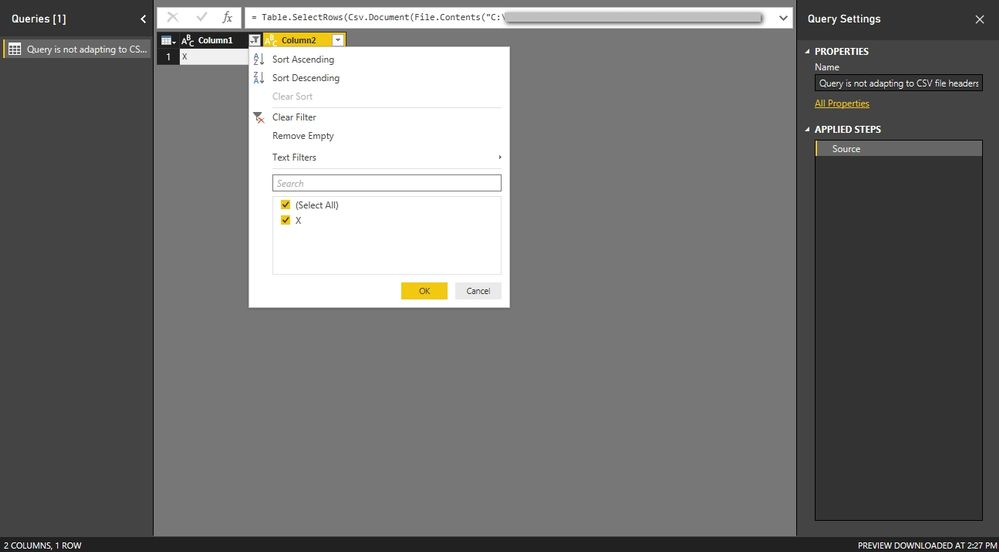 Steps order to download file already filtered to Power BI_1.jpg