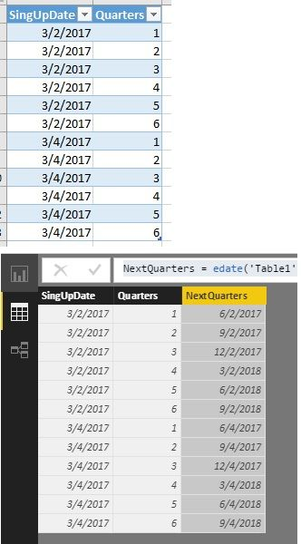 help creating a cash flow projection by month when microsoft