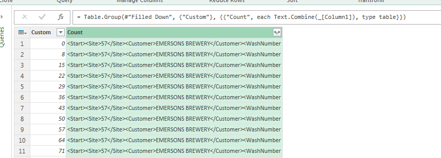 Solved: Power Query - import txt file with multiple lines