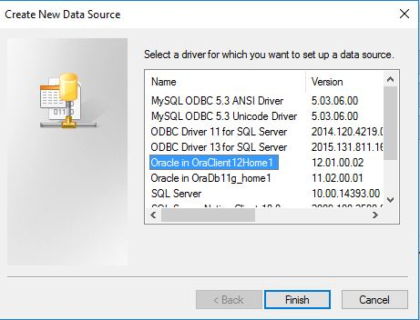 Solved: Connect To Oracle Database - Microsoft Power BI Community