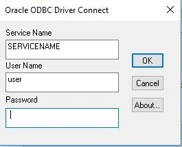 Solved: Connect To Oracle Database - Microsoft Power BI