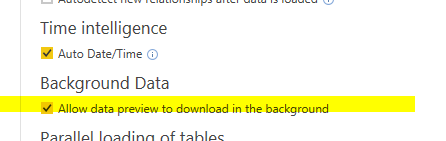 Solved: Not Enough Memory Error - Microsoft Power BI Community