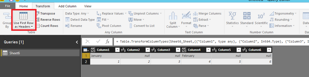 Solved: Merged Cells in Source - Microsoft Power BI Community