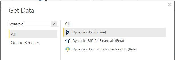 D365 CustTrans is not showing in datasource PBI De