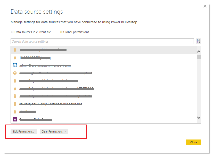 Solved: Oracle DB credentials duration - Microsoft Power BI
