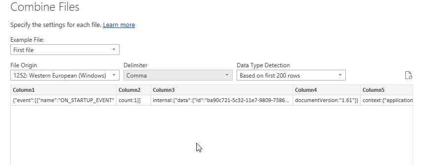 Solved: Azure Application Insights Continuous Export to Po