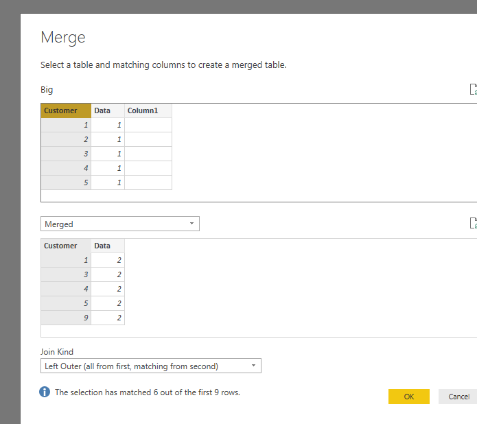 Solved: Creating a lookup table from data table - Microsoft Power BI
