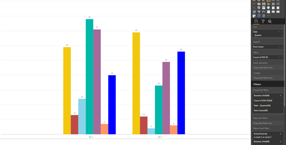Solved: Resizing Bar Width in Clustered Column Chart