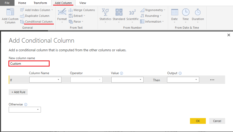 Solved: IF Statement - Power BI Desktop - Microsoft Power BI