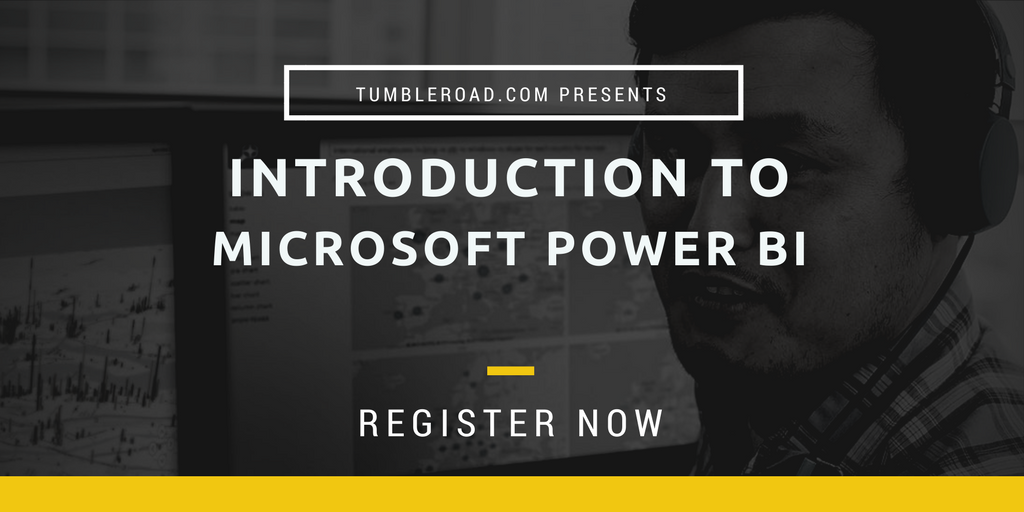 Introduction to Power BI Virtual Class