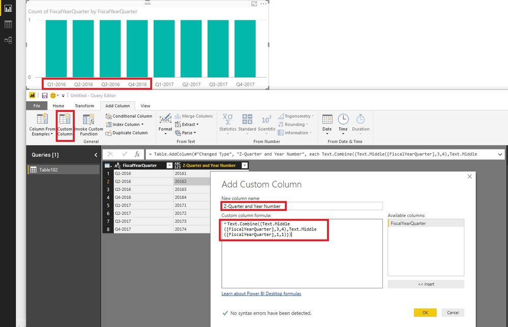 Date Layout  Fiscal Calendar  Microsoft Power Bi Community