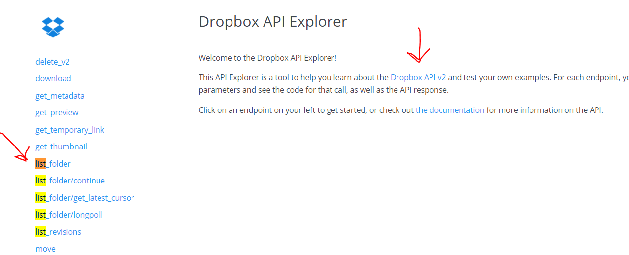 Connecting to data source hosted on Dropbox - Microsoft
