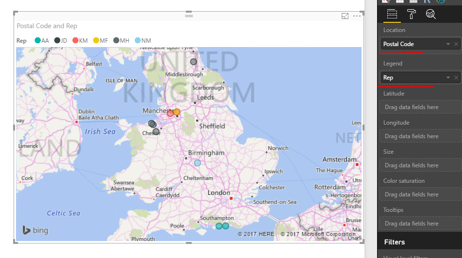 Map Of Uk Postcodes.Solved Plot Uk Postcodes On Map For Sales Team Territorie