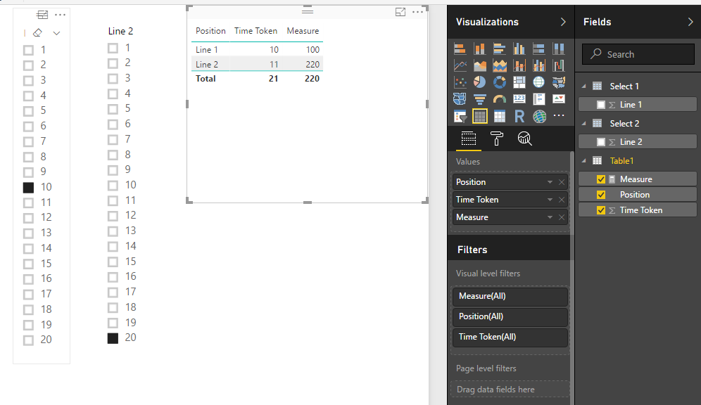 Solved: Combining multiple 'What Ifs' - Microsoft Power BI