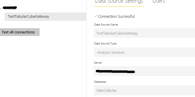 Row level Security not working with SSAS Tabular D