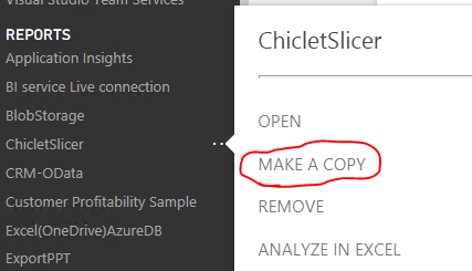 Solved: Edit item button is disabled in power Bi when i c