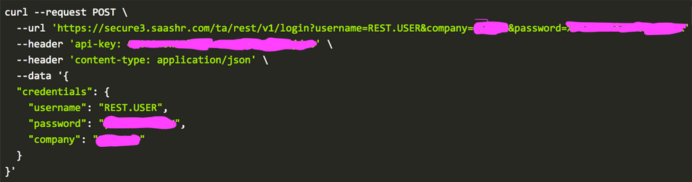 Solved: Using a REST API as a data source - POST Method On