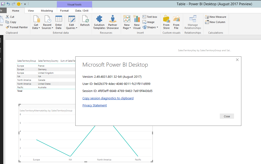 Solved: Table objects not rendering in Chrome - Microsoft Power BI