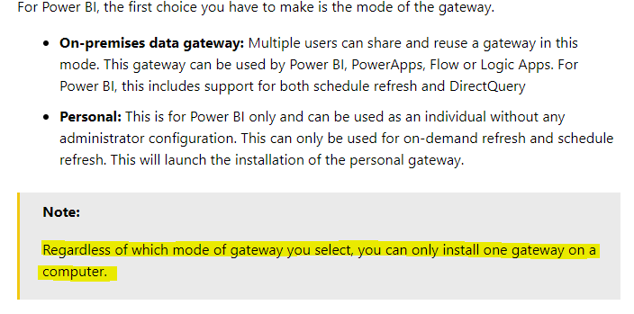solved multiple gateways on one machine is it a thing or