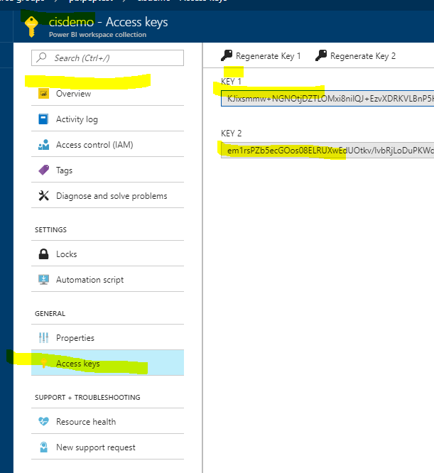 Solved: PowerBI Embedded Token with PHP application