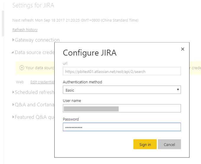 Solved: jira service windows authentication not working - Microsoft