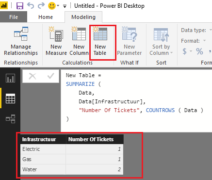 Solved: Combining 2 tables and Summarize - Microsoft Power BI Community
