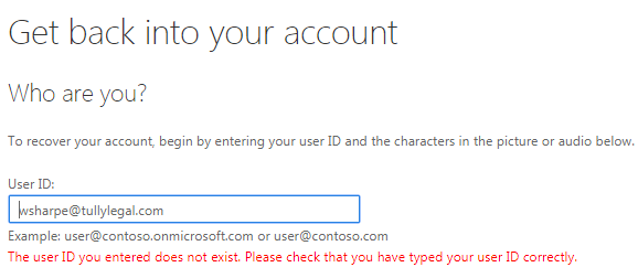 Cannot log into Power BI  - Microsoft Power BI Community