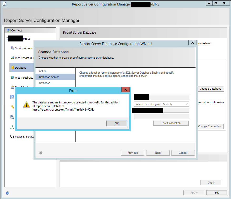 Solved: Connect to local DB SQL Server 2016 Developer Edit