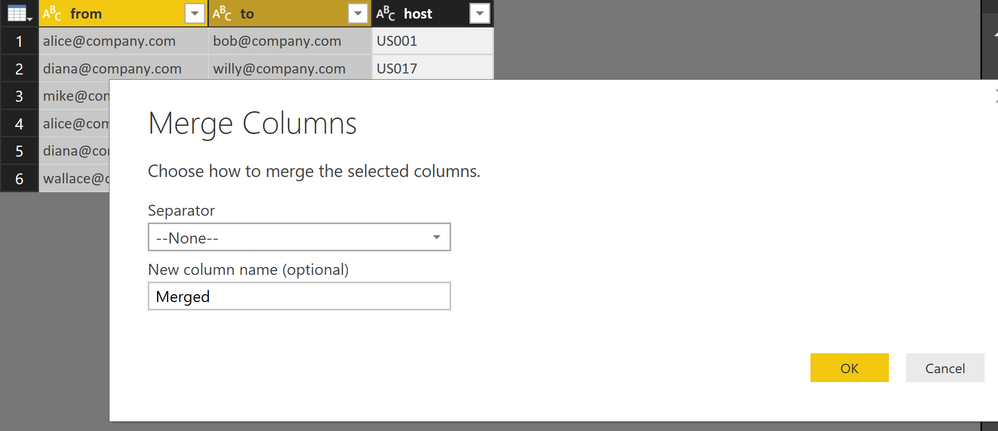 Solved: Join tables based on multiple columns - Microsoft