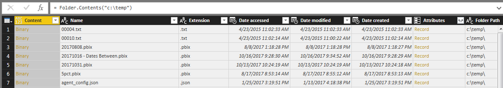 Solved: Show date last saved for excel file source