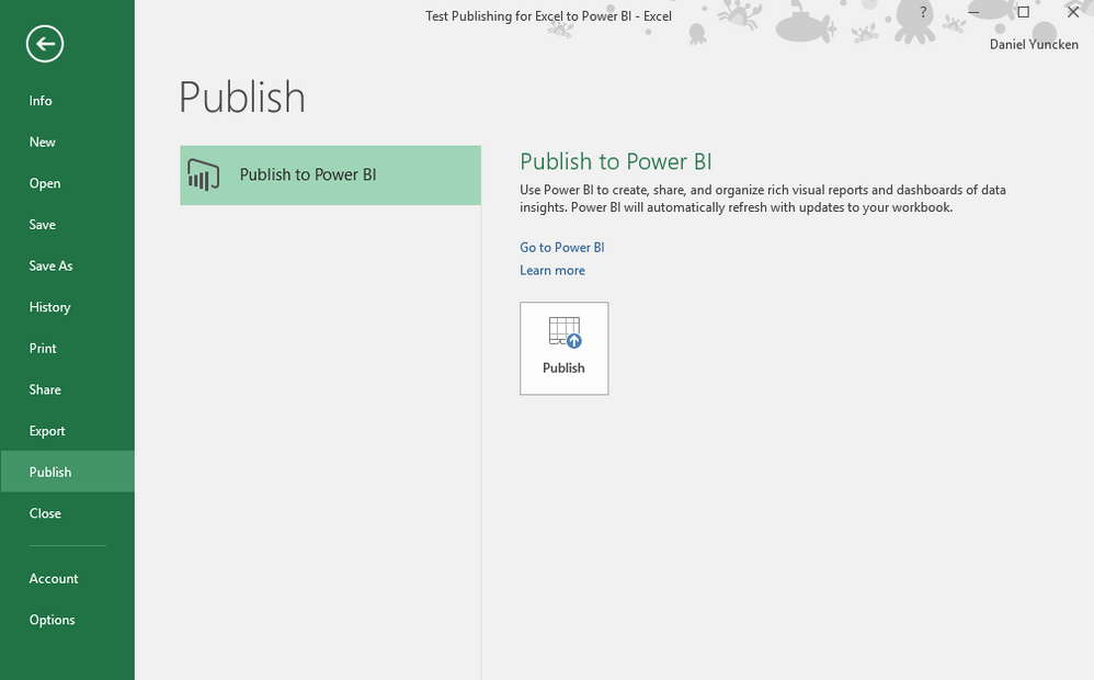 Publish to PowerBI step one.PNG