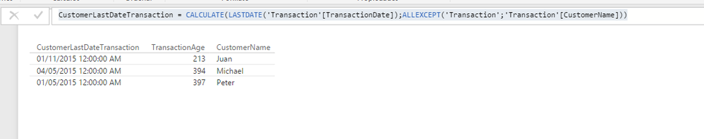 Solved: Find Latest Transaction Date for Each Customer