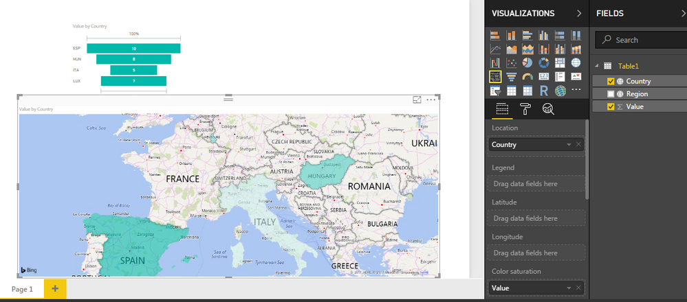 Filled Map Grouping Countries To Create Custom R Microsoft