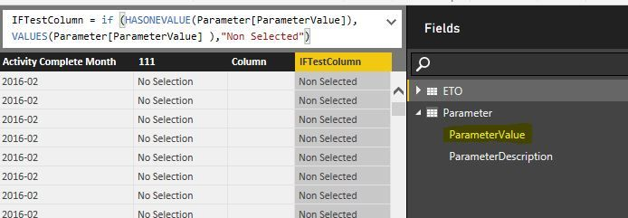 Solved: Slicer on one table to choose columns on another