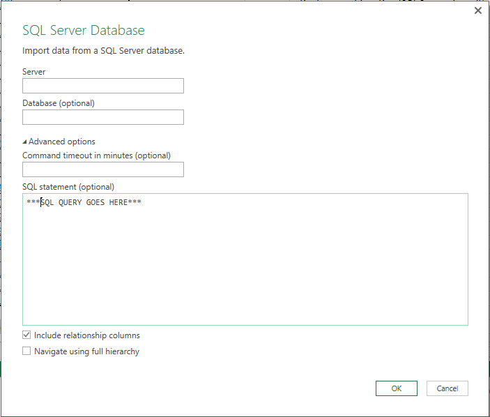 New to BI. Writing SQL queries to parse data. I am... - Microsoft