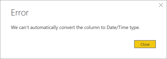 Solved: Support for ISO 8601 Date Time format DateTime ToS